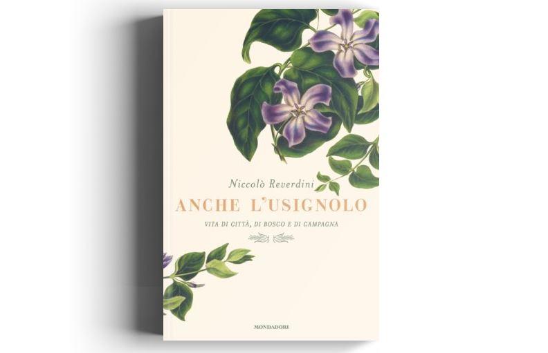 """Pubblicazione del libro """"Anche l'usignolo"""" di Niccolò Reverdini"""
